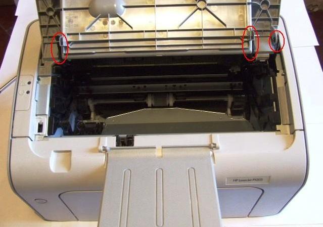 Печка принтера своими руками