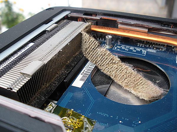 Как разобрать ноутбук Acer 5520G